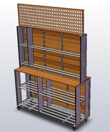 puma rack